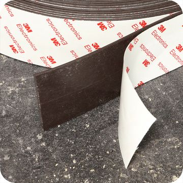 Self Adhesive Magnetic Tape detail