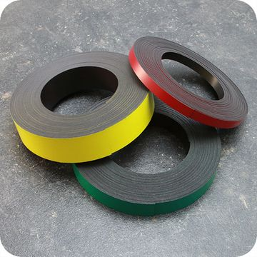 Coloured Magnetic Tape group